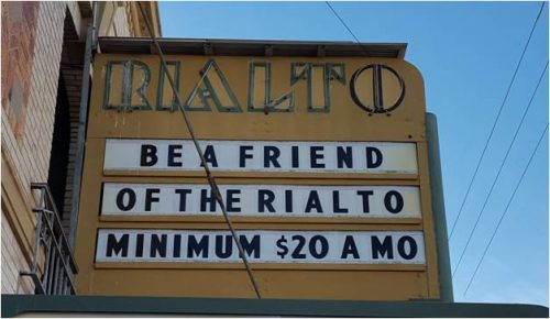 Friends of the rialto 2