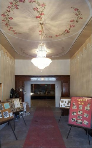 Rialto Theater Historic Entryway