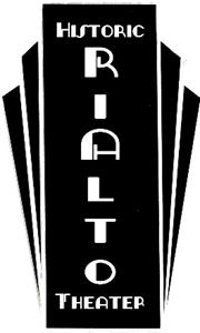 Rialto Theater Sign Clipart